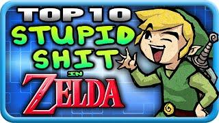 TOP 10 - Stupid Shit in Zelda - DexTheSwede