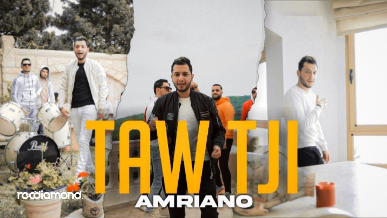 Amriano - Taw Tji (Official Music Video)