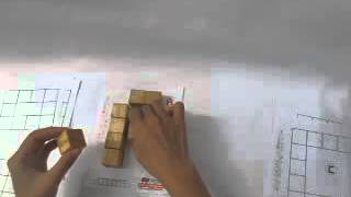 Bộ khối gỗ không màu 100 chi tiết