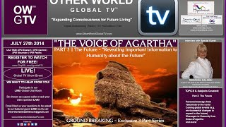 "TAMARINDA MAASSEN PART 3 (HD) [English] - AGARTHA DISCLOSURE - THE FUTURE - ""Coming global events"""