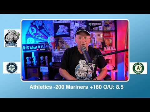 Oakland Athletics vs Seattle Mariners Free Pick 9/25/20 MLB Pick and Prediction MLB Tips
