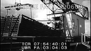 Post-WWII - 1951, Ireland 220609-06 | Footage Farm