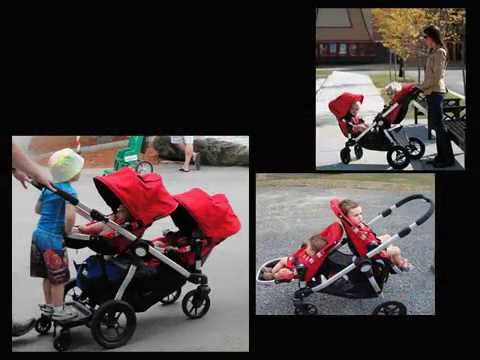 Best Double Stroller 2017 Baby Jogger 2014 City Select
