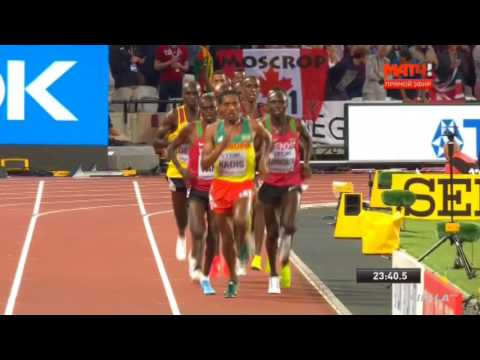 Mo Farah - 10000m - WORLD CHAMPIONSHIPS LONDON 2017 - Final