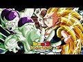 TOTALLY PHY!! HYBRID PHY VS SSJ3 GOTENKS!!! FRIEZA IS TOO OP | DOKKAN BATTLE | Globa