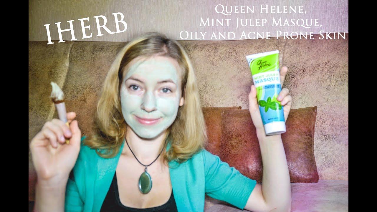 maschera viso queen helene mint julep