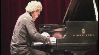 Antonio Lysy & Pascal Rogé live in NYC at Symphony Space on Sept. 2009 - part 3 out of 6
