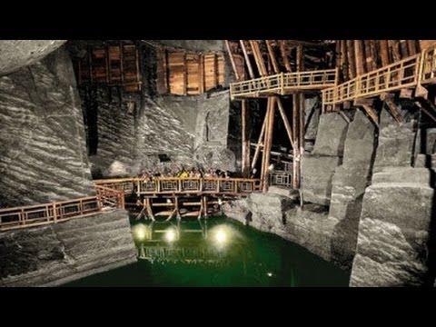 Wieliczka Salt Mine Krakow Poland - YouTube