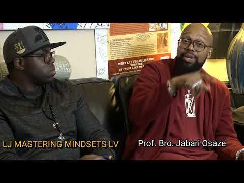 Brother Jabari Interview- Kemet in the Desert 2019 Las Vegas thumbnail