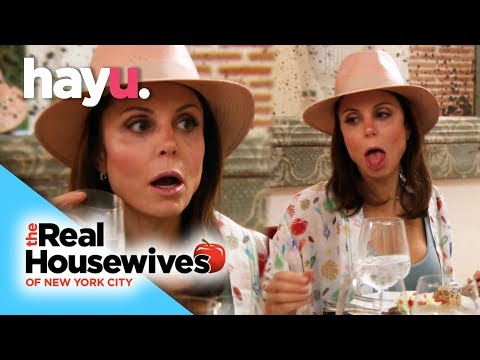 Bethenny Suffers An Allergic Reaction   Season 10   Real Housewives of New York