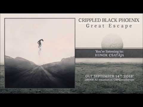 Crippled Black Phoenix - Hunok Csatája (Official Track Premiere)