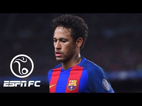 Is Neymar Headed To Manchester United? | ESPN FC