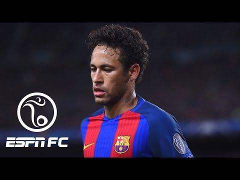 Is Neymar Headed To Manchester United?   ESPN FC