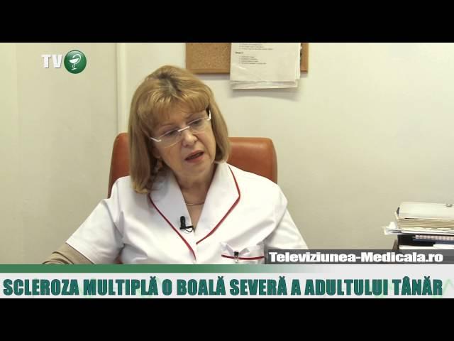 Scleroza multipla - cauze, simptome, tratament