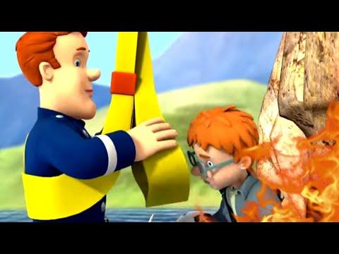 Fireman Sam full episodes | Fire On The Mountain ! 🔥Kids Movie | Videos for Kids