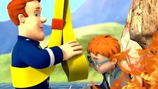 Fireman Sam full episodes   Fire On The Mountain ! 🔥Kids Movie   Videos for Kids