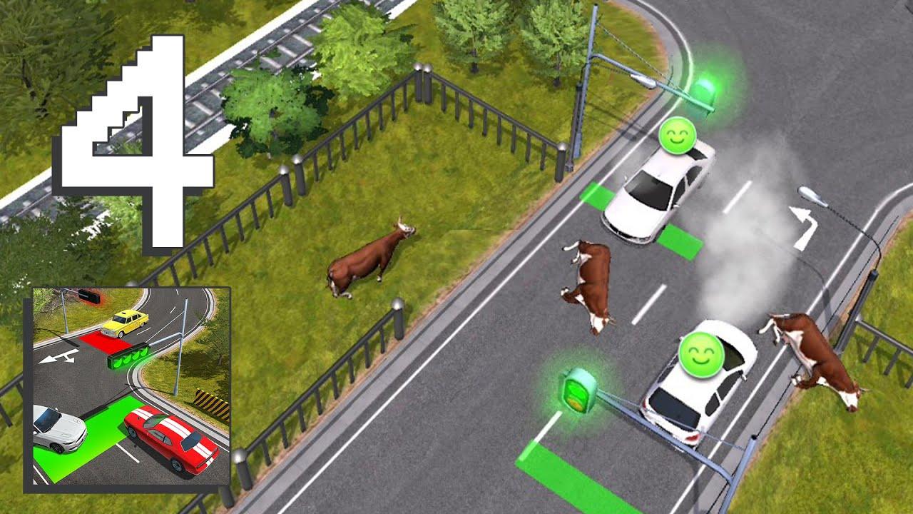 Crazy Traffic Control Level 11-20 ...