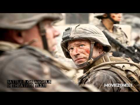 Battle Los Angeles Soundtrack HD - #5 Command and Control Center (Brian Tyler)