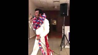 Jeff Bradford as Elvis