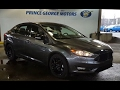 2017 Ford Focus Sedan SEL Review | Prince George Motors