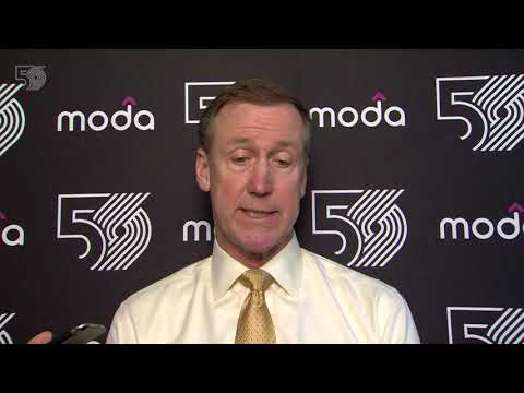 """Terry Stotts: """"We've Had Success Here Post All-Star Break"""" 