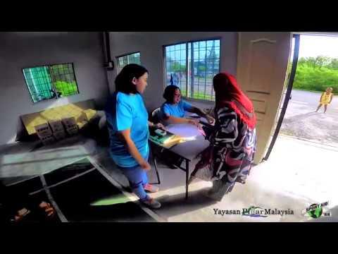 Yayasan Pillar Malaysia | City Poor Care Program - Kampung Semariang Lama