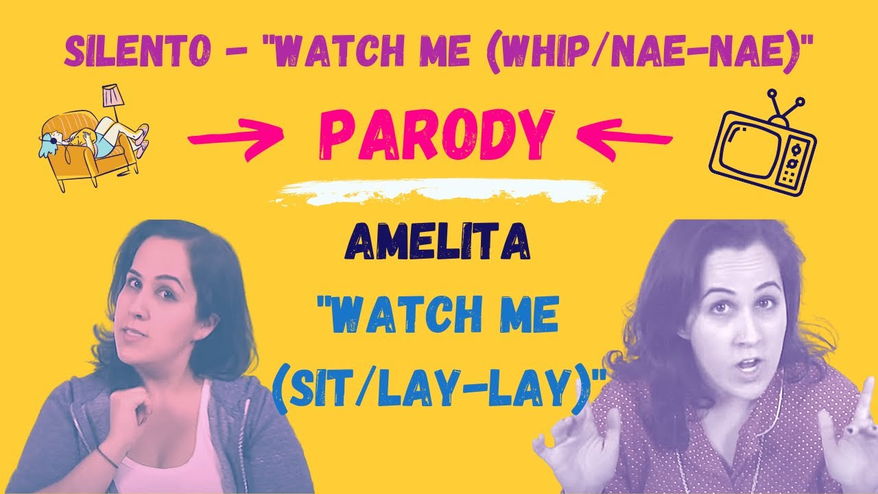*PARODY* // Watch Me (Sit/Lay-lay) (Silento -