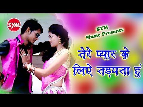 Rajasthani Love Song - तेरे प्यार के लिए तड़पता हु | DJ Mix VIDEO | Bheru Lal Sen | Marwadi DJ Song