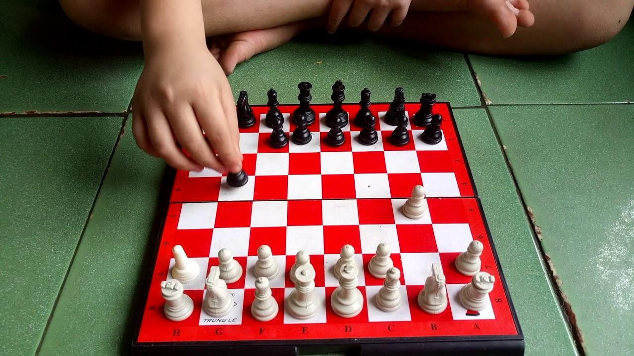[Hướng dẫn chơi cờ vua] Tập 1(cách đi và cách ăn của từng con)