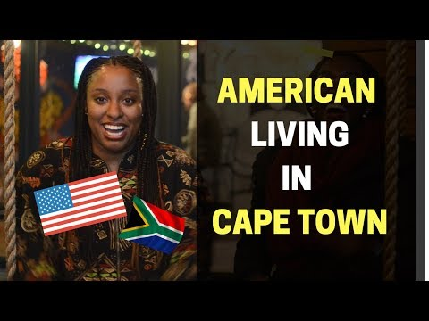 Living in South Africa as a Black American!