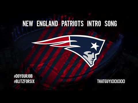 New England Patriots Intro Song