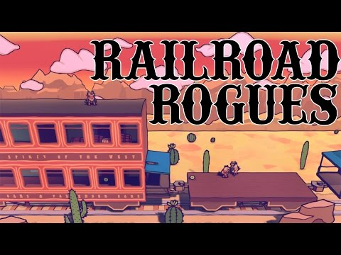 Railroad Rogues Скачать Торрент - фото 5
