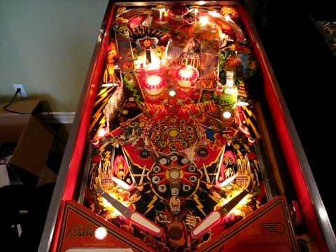 new york sale usa online online retailer Bally Flash Gordon pinball machine