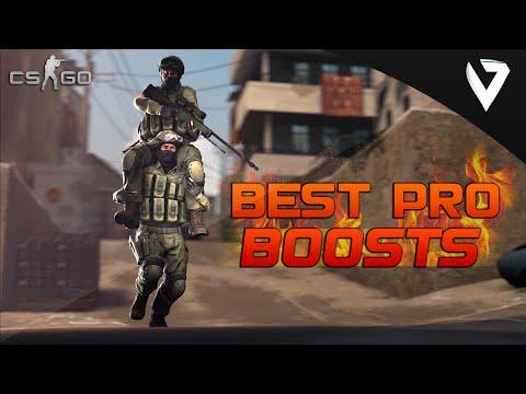 CS:GO - Best Pro BOOSTS