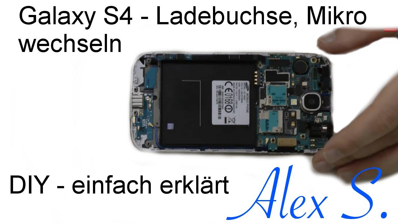 Iphone S Ladebuchse Tauschen