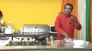 Onion Pakodi (Telugu) - By VahChef @ VahRehVah.com