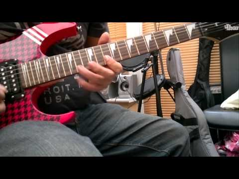 YOURE ALL I NEED GUITAR SOLO LESSON SLOW MOTION WHITE LION