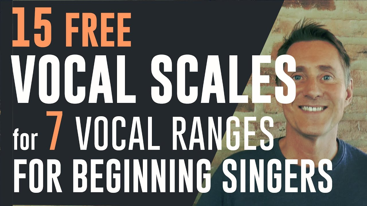 15 Free Vocal Scales On Piano: The Perfect Singing Scales For Beginners