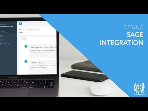 DBSync is Now on Sage Marketplace