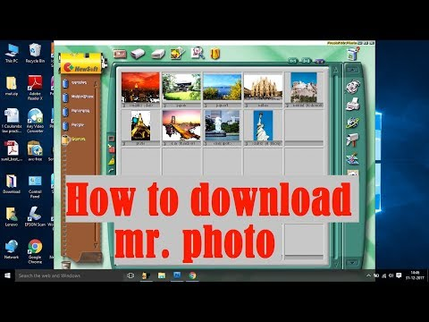How to install mr photo and resize photo layer / मिस्टर.