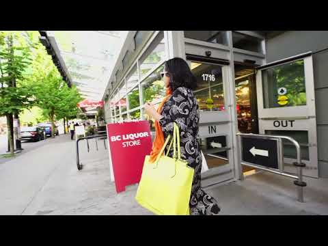 Times Square Suites Hotel Vancouver - The Neigbourhood