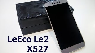 LeEco Le2 (X527) - Гроза флагманов. Официально в России.
