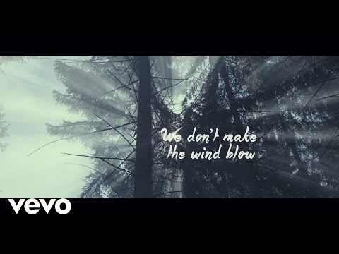 The Common Linnets - We Don't Make The Wind Blow (official lyric video)