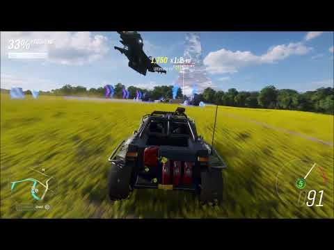 The Halo Warthog Run In Forza Horizon 4 thumbnail