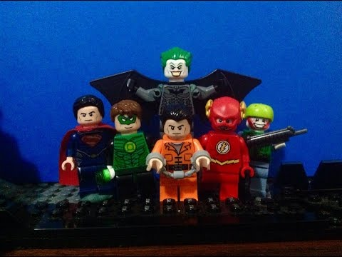 Lego Justice League: Salvation- Episode 1: