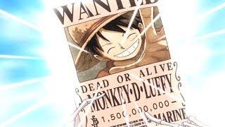 Gambar cover Tân Ngũ Hoàng Xuất Hiện, Tiền Truy Nã Mới Của Luffy - One Piece AMV [Full Fight Tập 879]