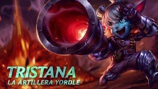 Expositor de campeones: Tristana