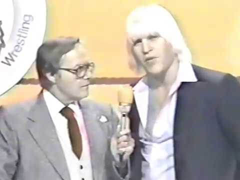 RIC  FLAIR CONFRONTS TOMMY RICH 1982