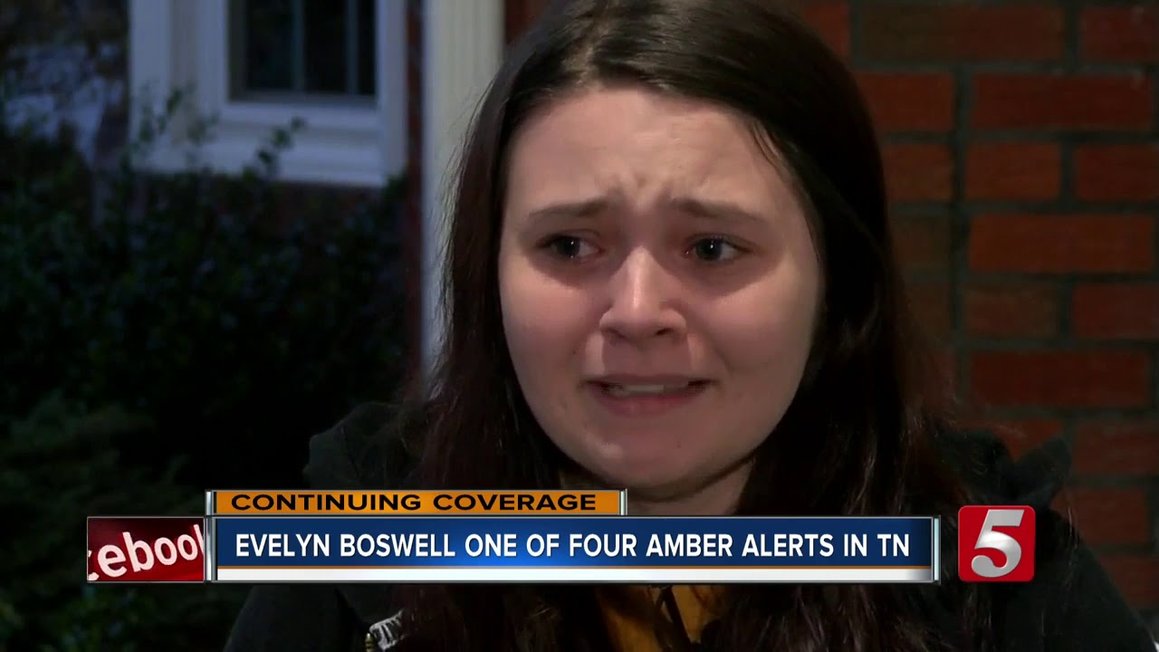 Evelyn Boswell Is Just One Of Four Amber Alert Children Youtube