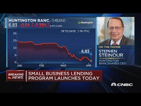 Huntington Bank On Small Business Loan Program